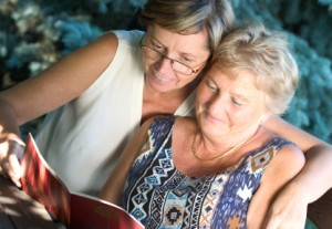 November is National Caregiver's Month