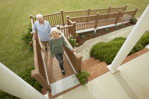 Improving Home Safety and Ease of Mobility – Aging In Place