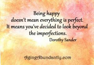 Dorothy Sander Quote